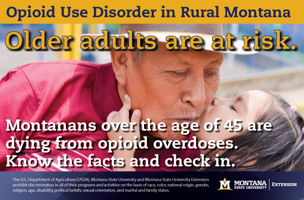 Older adults are at risk of opioid misuse