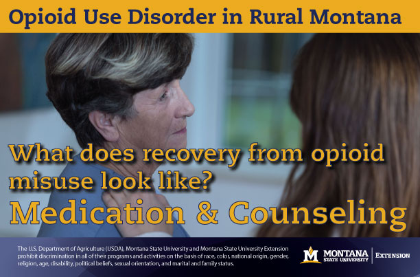 what does recovery from opioid misuse look like?  medication assisted treatment
